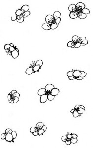 fleurs moine